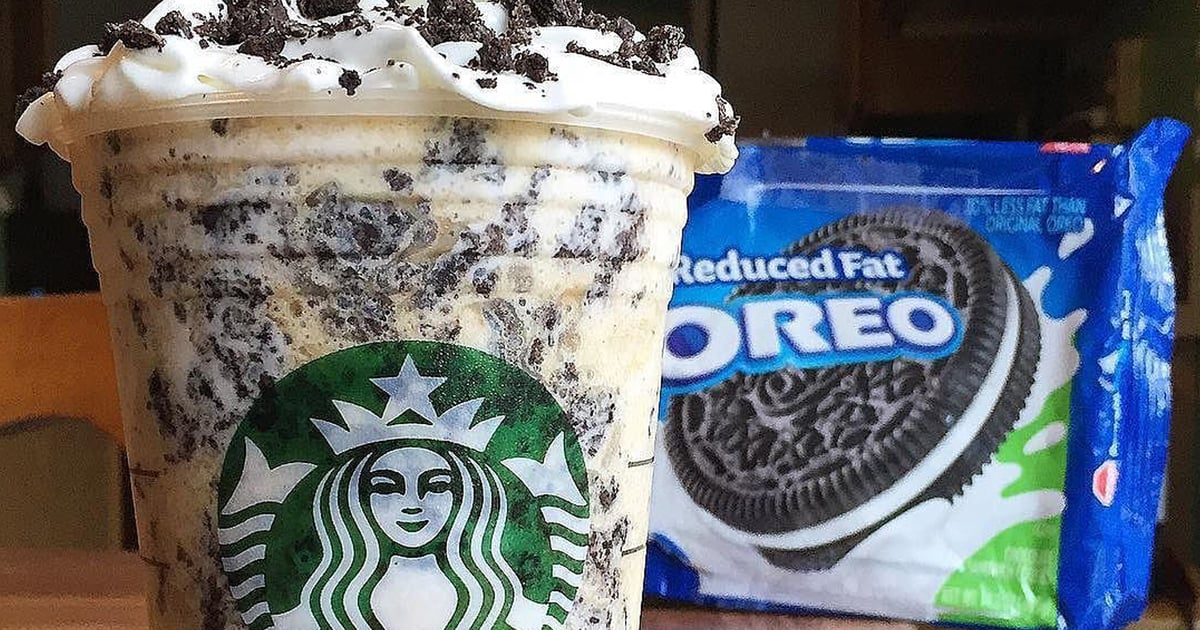 This Oreo Frappuccino Is a Fan Favorite on Starbucks's Secret Menu — Here's How to Order It