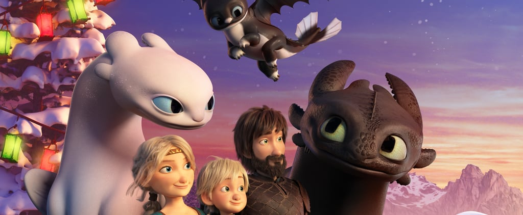 How to Train Your Dragon Homecoming Holiday Special Details