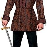 Forum Novelties Men's Medieval King Costume Coat