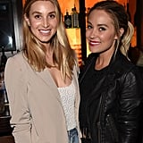Whitney Port and Lauren Conrad attended a private event in LA during a Taylor Swift concert in August 2015.