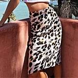 Emmababy Leopard Print Skirt