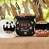 Paper Mache Treat Buckets