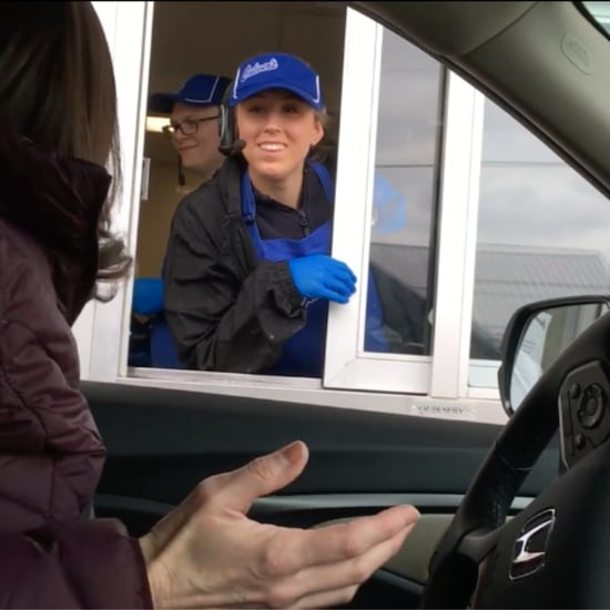 See Principal Tell Student She's Valedictorian in Drive-Thru
