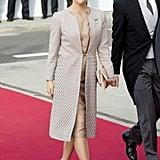 She Repeats Standout Coats