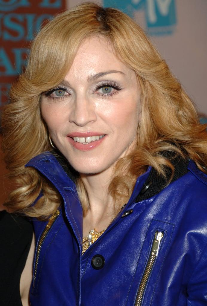 Madonna, 2005 | Best VMAs Hair and Makeup | POPSUGAR Beauty Photo 5