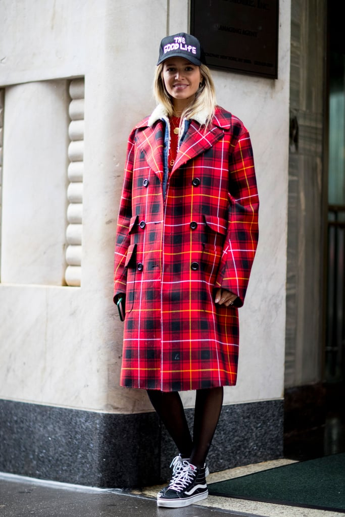 The NYFW Street Style Trend That Happens to Be Perfect For Valentine's Day