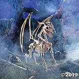 Halloween Dragon Skeleton