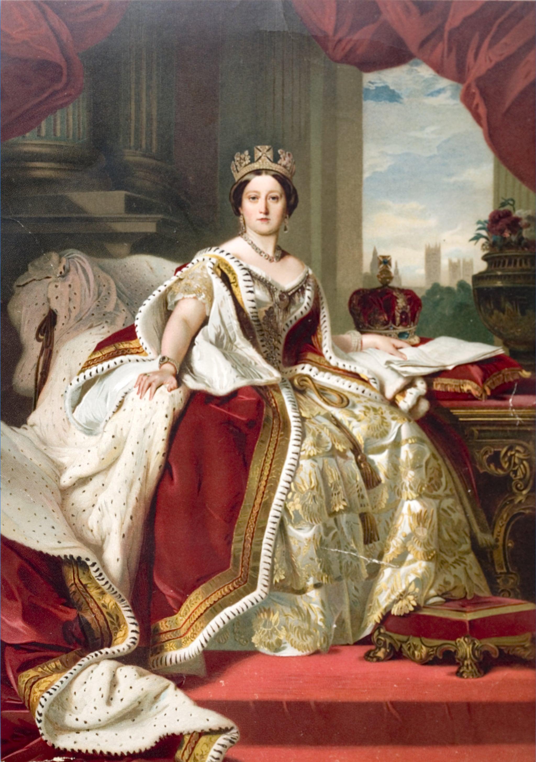 Queen Victoria Facts | POPSUGAR Celebrity