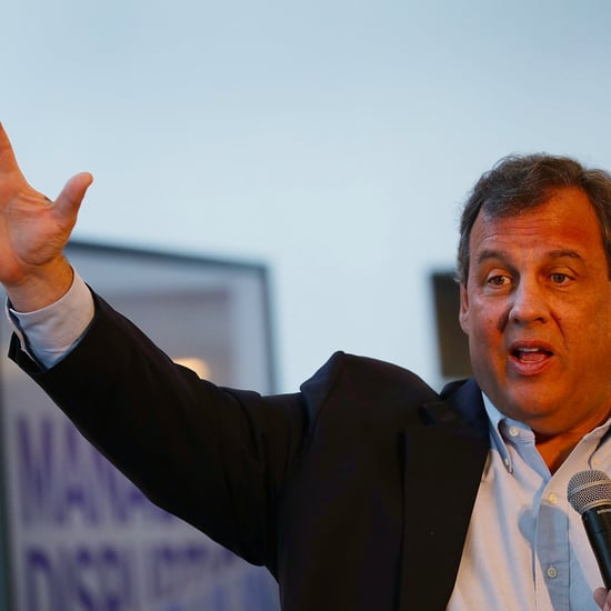 Chris Christie on New Jersey Beach Closed to Public