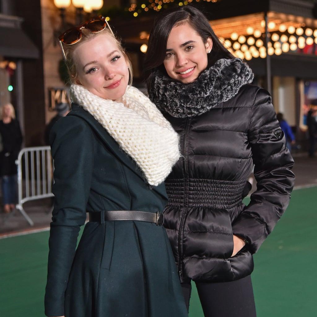 Sofia Carson And Dove Cameron S Quotes About Friendship Popsugar Celebrity