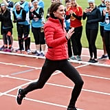 The Duchess of Cambridge Mastered Athleisure in Her Sunday Sports Kit