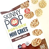 Skinny Pop Popcorn Mini Cakes in Cinnamon Sugar