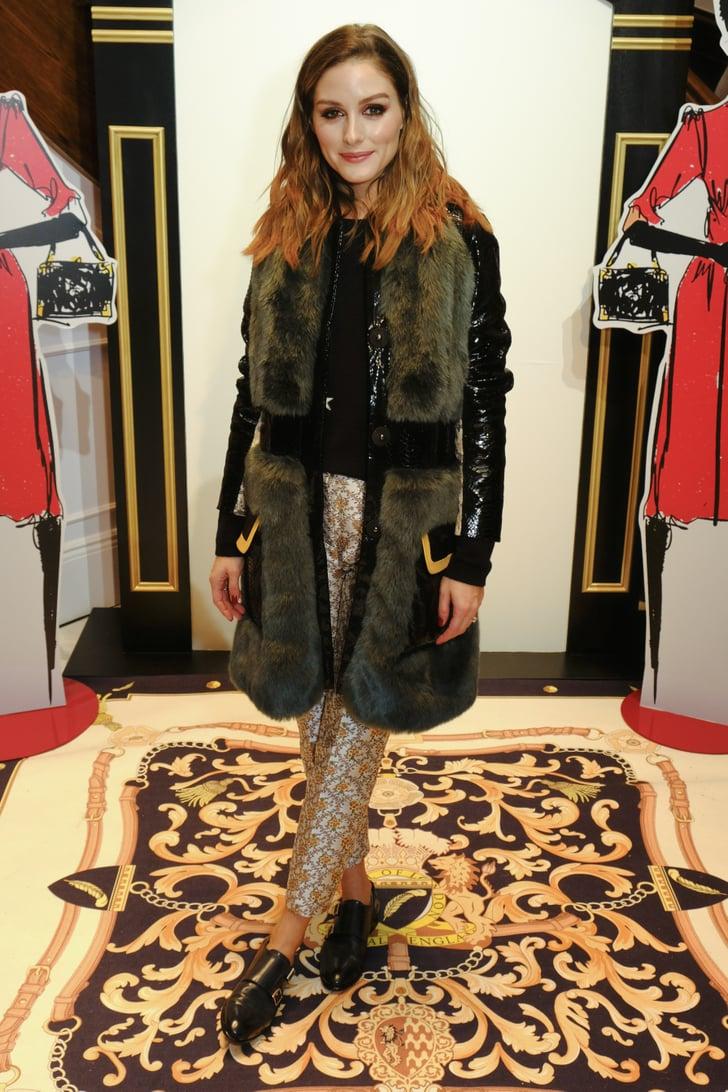 London Fashion Week Olivia Palermo S Fashion Week Street