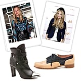 Stuart Weitzman's latest Young Hollywood Cares collection is definitely covetable. Brooklyn Decker, Chloe Moretz, and more custom designed these shoes for a good cause.