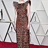 Emma Stone at the 2019 Oscars