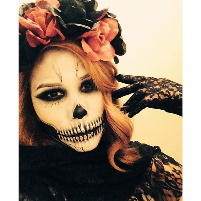 Dia de los Muertos | Costume Ideas For Grunge Girls | POPSUGAR ...