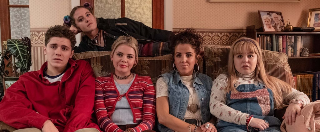 Derry Girls on Great British Bake Off Festive Special 2019