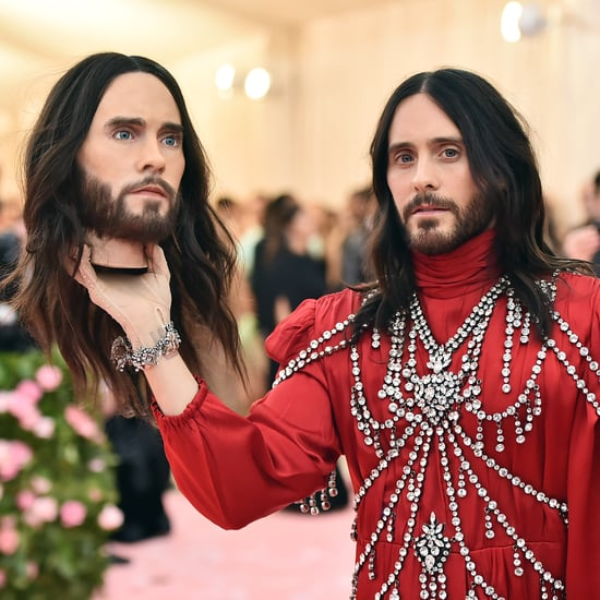 Have You Seen Jared Leto's Met Gala Head?