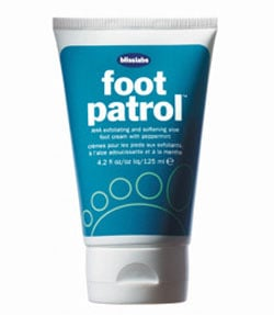 Beauty Marked! A Fab Foot Scrub