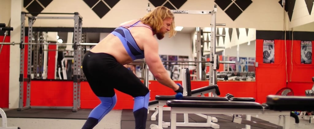 Will Lifting Weights Make You Bulky? Yes, Instantly — Just Watch