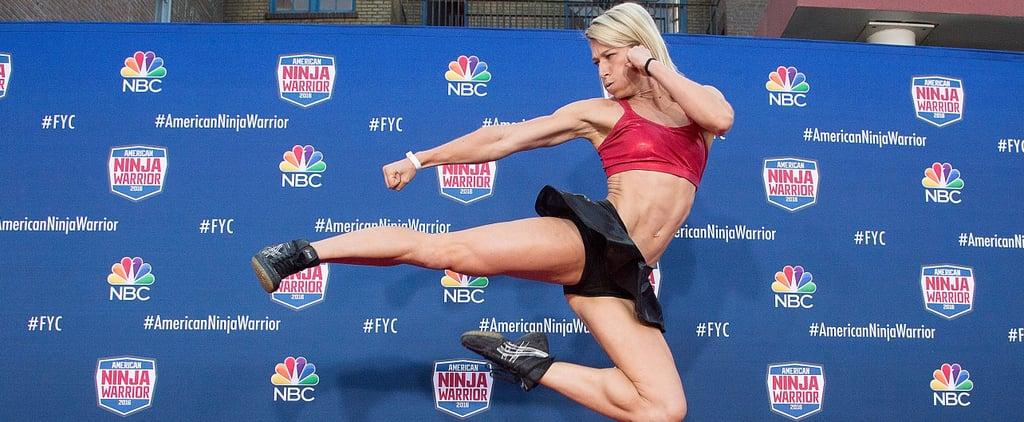 How Warrior Jessie Graff Turned Setbacks Into Success