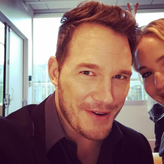 Chris Pratt Cropping Jennifer Lawrence Out of Photos