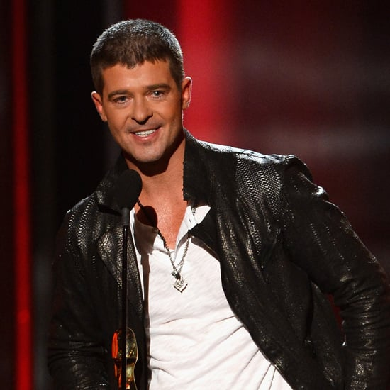 Robin Thicke Calls Paula Patton His Wife