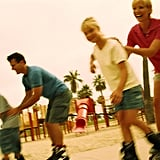 Scoot and Skate on By