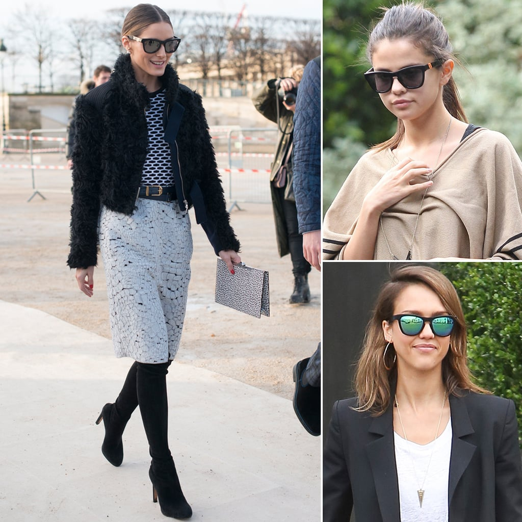 Westward Ho! Shop Your Favorite Celebrities' Exact Shades