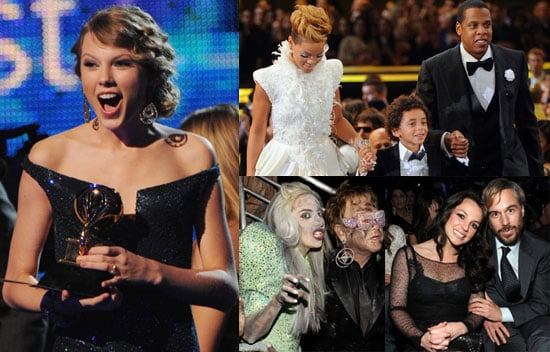 Photos From the 2010 Grammy Awards in LA 2010-02-01 13:35:21