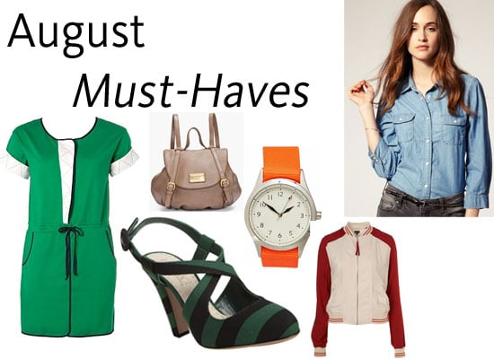 Our August Must Haves: Shop Our Online Edit of the Month from Acne, Sportsgirl, Country Road, ASOS and more!