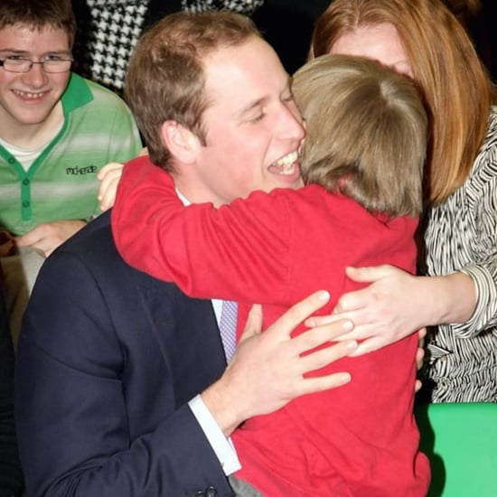 Prince William With Kids Pictures