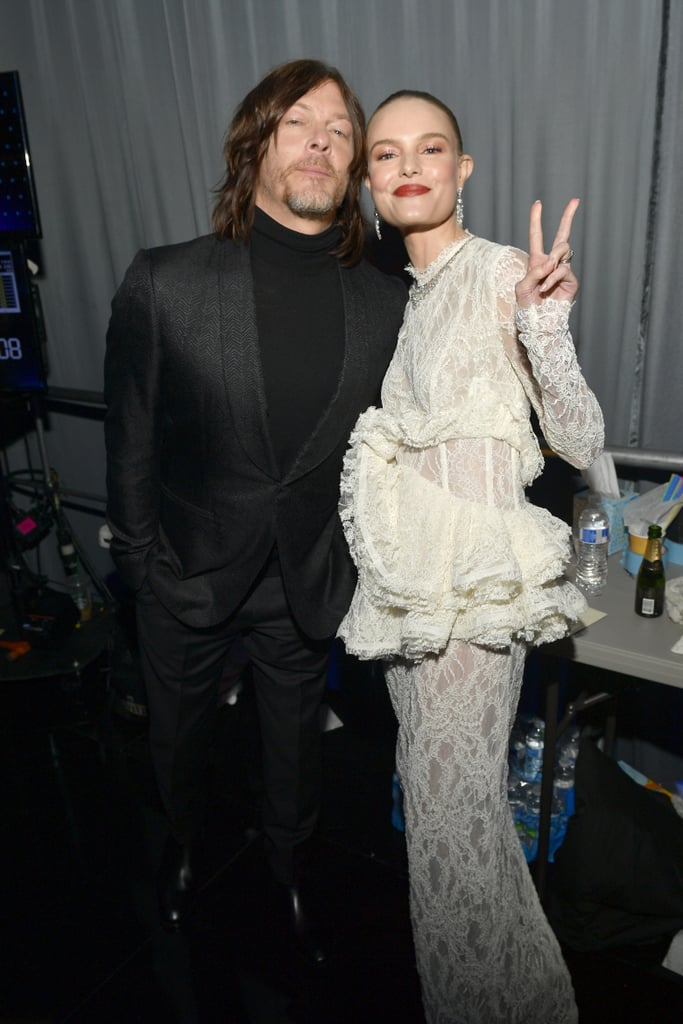 Pictured: Norman Reedus and Kate Bosworth