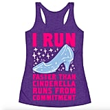Cinderella Running Tank ($23)