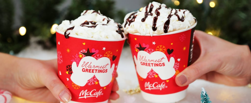 This Is Not an Exaggeration: McDonald's New Peppermint Mocha Is Holiday Perfection