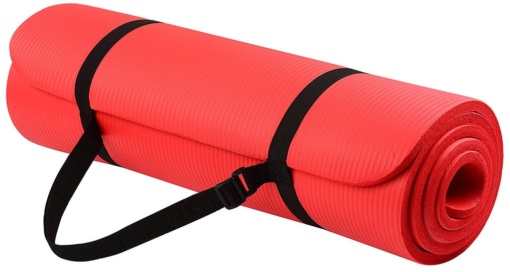 Balancefrom Goyoga All Purpose 1 2 Inch Extra Thick Yoga