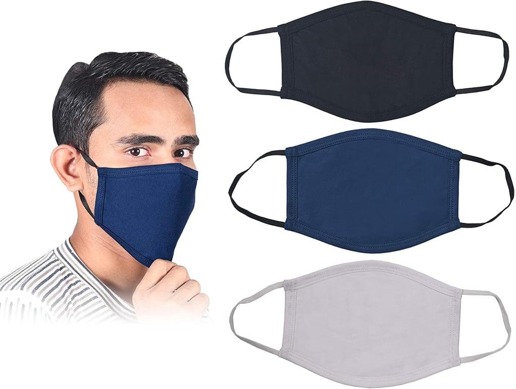 Pure Cotton Reusable Face Masks