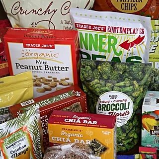 Best Healthy Trader Joe's Snacks