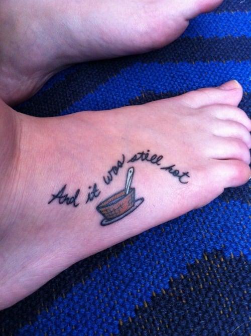 Where The Wild Things Are Maurice Sendak Literary Tattoos