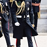 Harry in Uniform Gets Me Every. Single. Time.