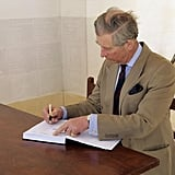 Prince Charles, Writer and Guest Editor