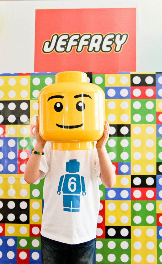 Lego Photo Booth
