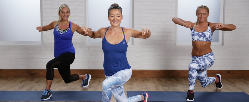 15-Minute At-Home Cardio Workout For Beginners