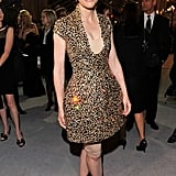 At The Curious Case of Benjamin Button premiere in LA, Cate pushed the style envelope in an embellished fit-and-flare dress by Alexander McQueen.