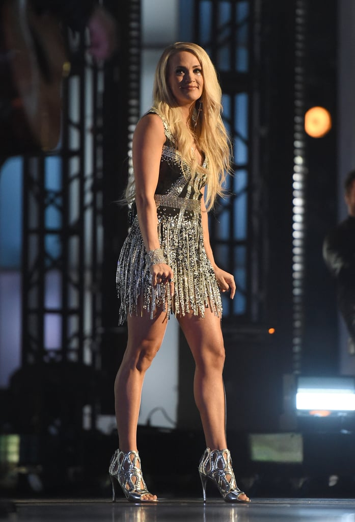 2018 Carrie Underwood Style Popsugar Fashion Photo 3