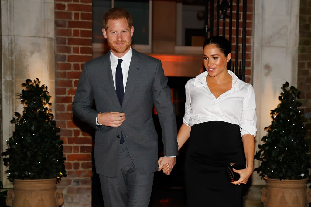 The Duke and Duchess of Sussex stepped out on Thursday evening to celebrate the Endeavour Fund Awards at Goldsmiths' Hall in London. Meghan Markle looked incredible wearing a white blouse and high-slit black skirt and Harry looked equally handsome in a grey suit. The Endeavour Fund was set up in 2012 by Prince Harry and the Duke and Duchess of Cambridge to support wounded, injured, or sick servicemen and assist in their recovery. The royal couple are on hand to celebrate the achievements of those who have used adventure and sport as part of their recovery or rehabilitation. This is the couple's second time attending the ceremony. Last year, they had some sweet moments, including Meghan's graceful slip up, which saw her giggling after missing her cue when presenting during the award ceremony. This year was no less memorable; see for yourself ahead with all the photos from the evening.      Related:                                                                                                           5 Significant Things We Learned About Meghan Markle, Straight From Her Friends