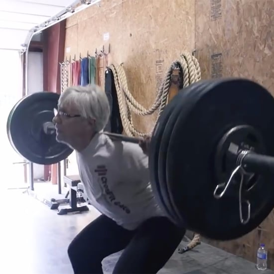 65-Year-Old Grandma Does CrossFit