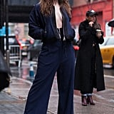 1. Wide-Leg Trousers
