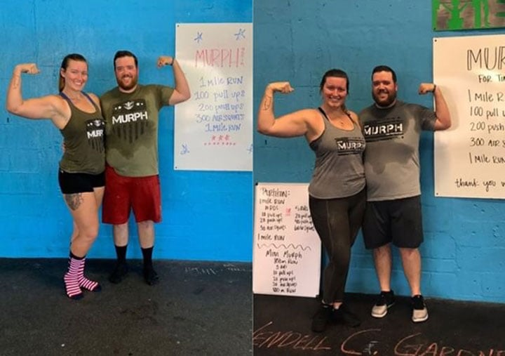 Lindsey's History With Food, Fitness, and Weight