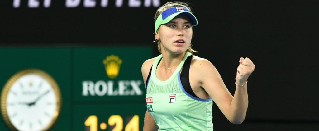 Sofia Kenin Wins the 2020 Australian Open